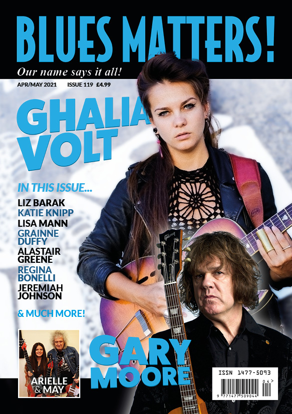 Blues Matters Magazine, UK (click for review)